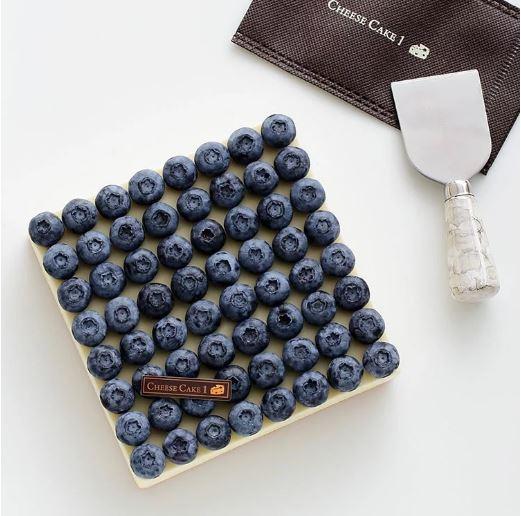 嚴選藍莓乳酪蛋糕