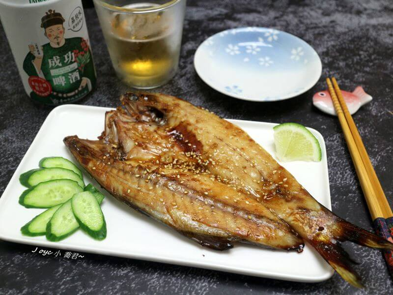 蜜汁烤魚照片