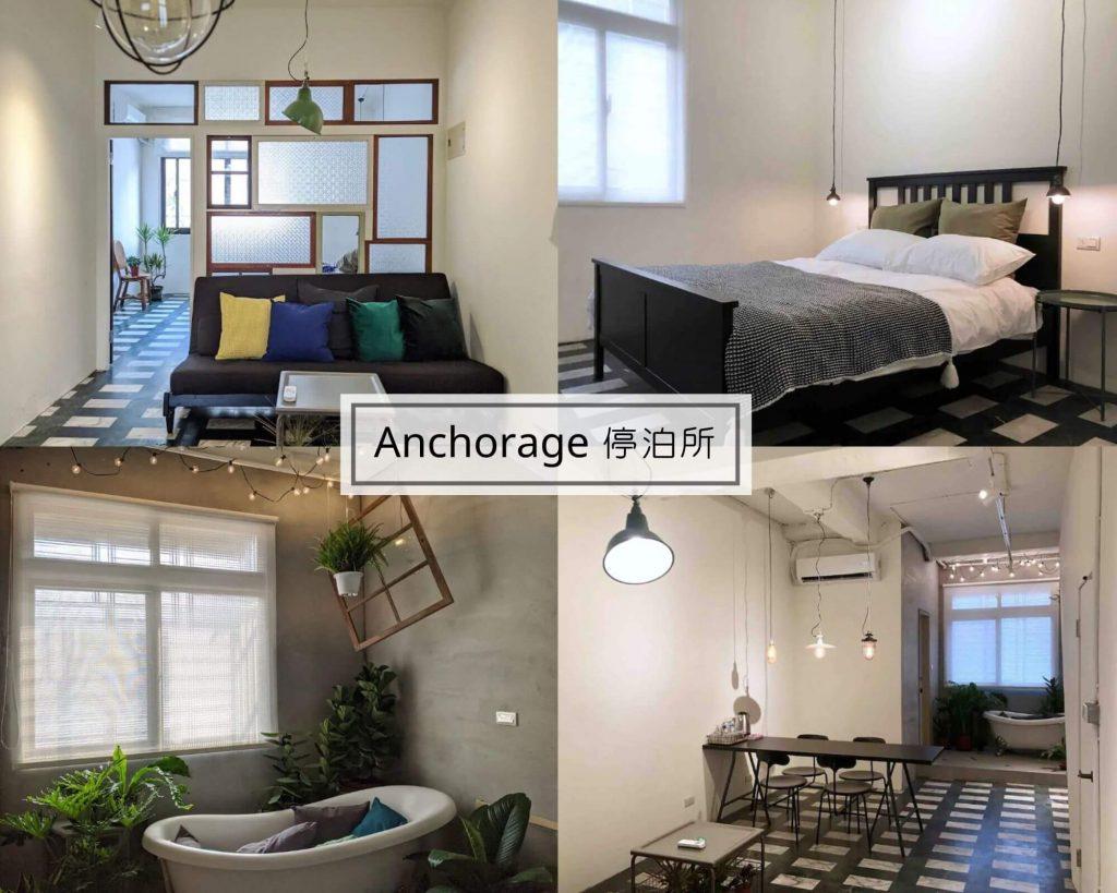 Anchorage 停泊所