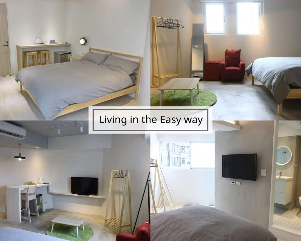 Living in the Easy way