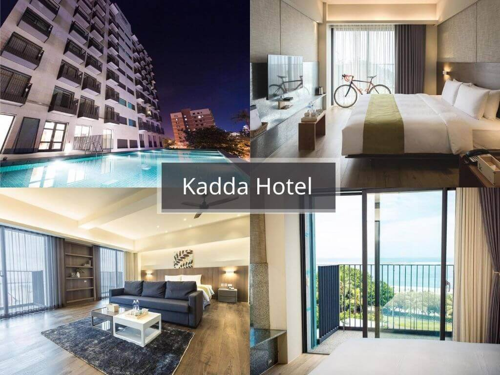 Kadda Hotel 璽賓行旅