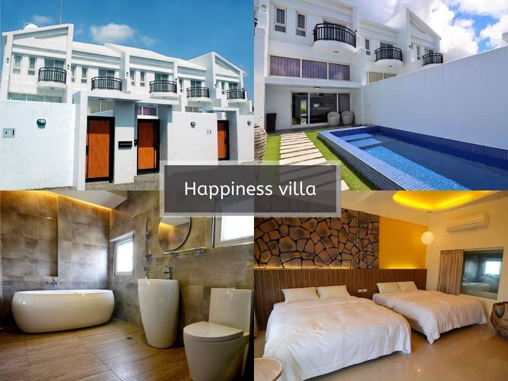 Happiness villa